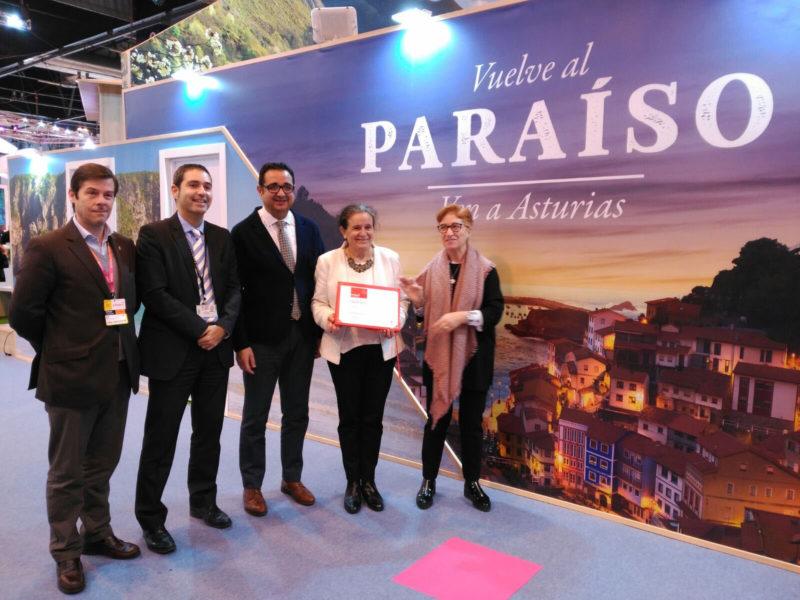 Premio FITUR XXIII Mejor Proyecto de Turismo Activo