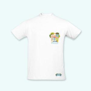 Camiseta chico anfiteatro