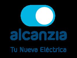 Logotipo Alcanzia