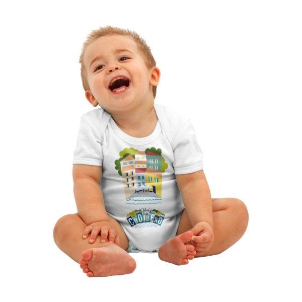 Vive Cudillero tienda - Camiseta bebe