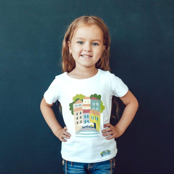 Vive Cudillero tienda - Camiseta niño y niña