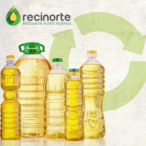 Recinorte recogida de aceite usado