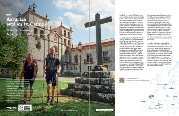Camino de Santiago Asturias