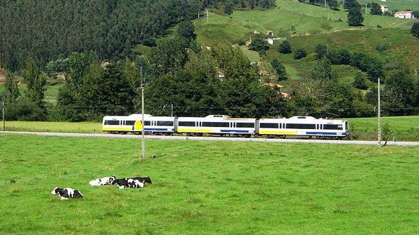 Renfe Asturias y Cudilero