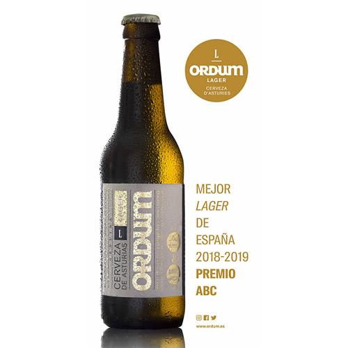 cerveza asturiana ordum