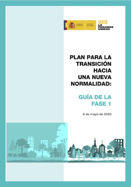 Guía de la Fase 1 - Ministerio de Sanidad