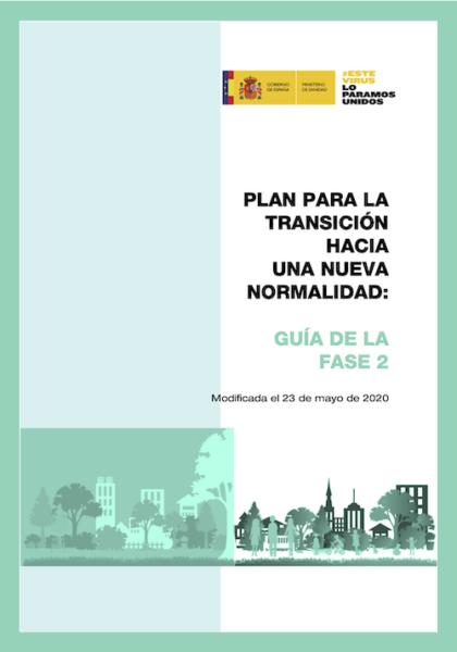 Guía de la Fase 2 - Ministerio de Sanidad