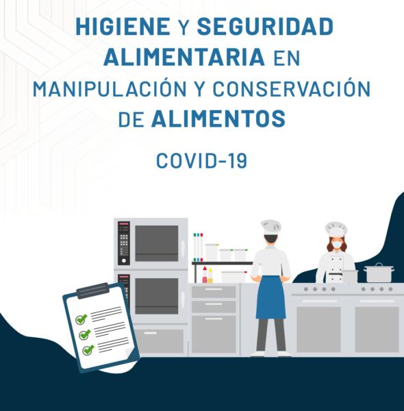 Higiene y seguridad alimentaria en Conservación de Alimentos