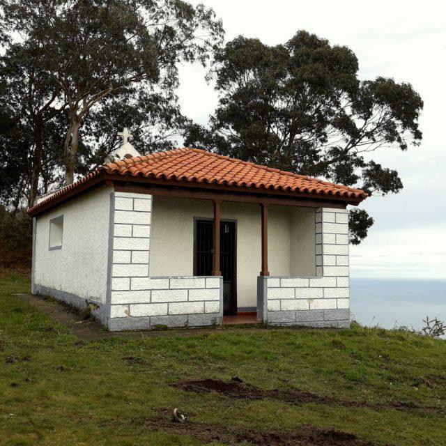 Subida a la Ermita de San Roque desde Ballota
