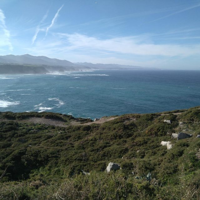 Desde Oviñana a Cabo Vidio y Puerto Chico