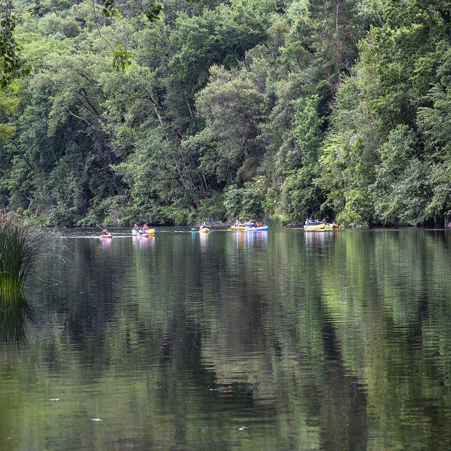 Descenso en canoa con Skimo Sport